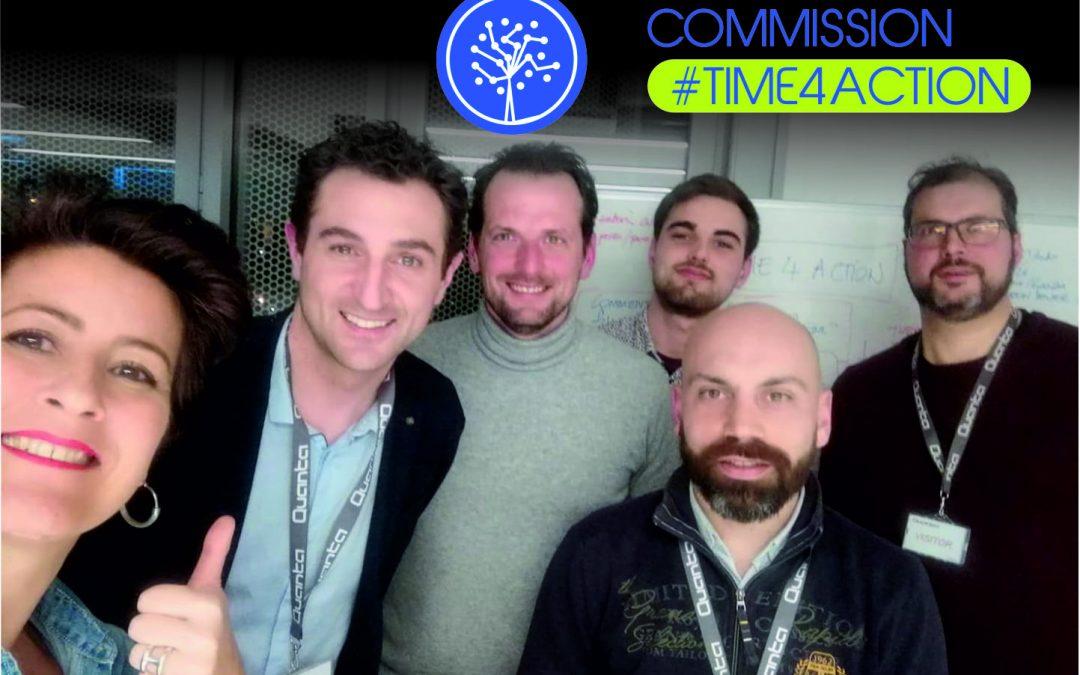 #Time4Action, la nouvelle commission dédiée à la Planète de Medinsoft